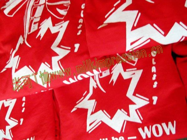 珠海市香洲五中7班卫衣班服